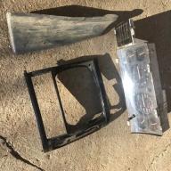 Eladó Jeep óracsoport + lámpakeret