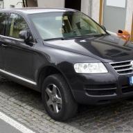 VW Touareg alkatrészek A-tól Z-ig